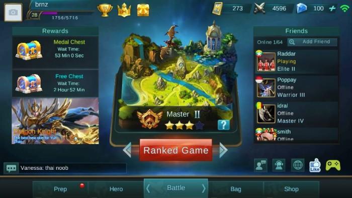 Jual Akun Mobile Legend Kodokjepang Tokopedia