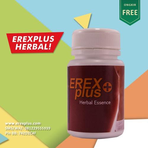 harga Erexplus - obat impotensi herbal, bahan tradisional khusus Tokopedia.com