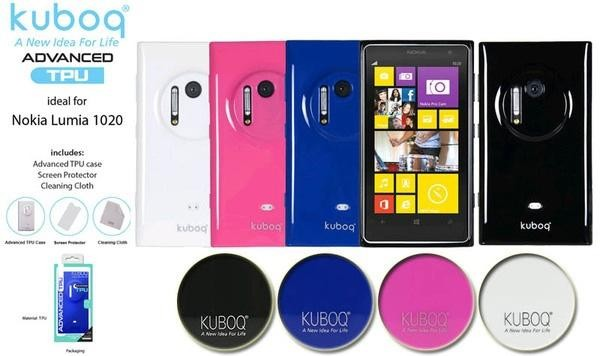 harga Kuboq case advanced tpu for nokia lumia 1020 original Tokopedia.com