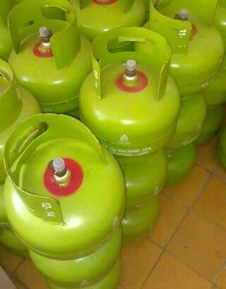 harga Tabung gas elpiji 3 kg + isi (melon) murah - khusus gojek Tokopedia.com