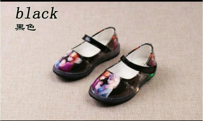 harga Sepatu frozen anak size 26-30 | sepatu led | lampu anak | Tokopedia.com