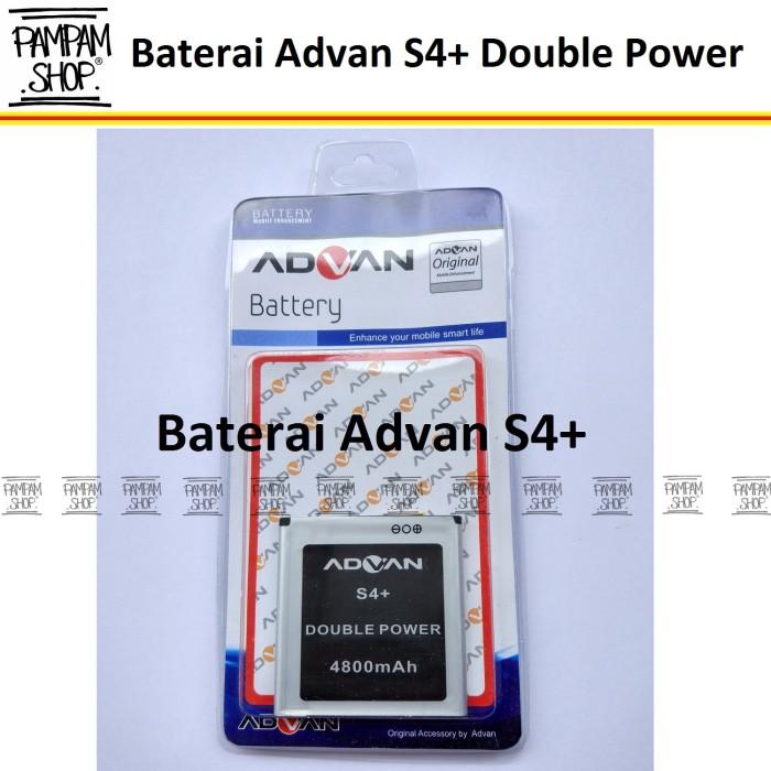 harga Baterai handphone advan s4+ plus original double power | batre batrai Tokopedia.com