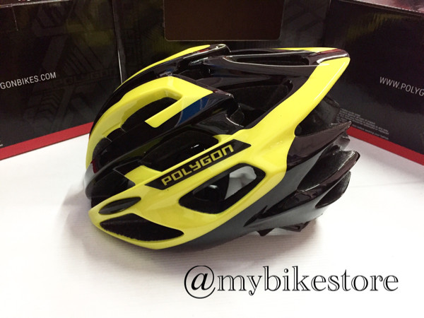 harga Helm polygon speed black green Tokopedia.com