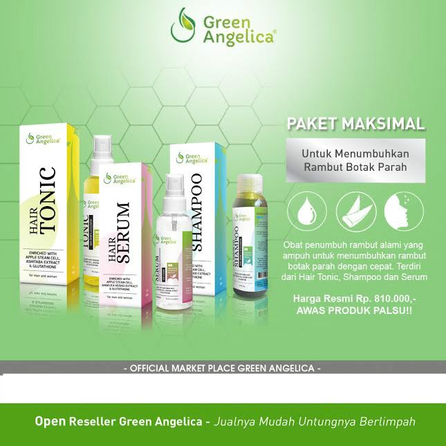 Jual Paket PENUMBUH RAMBUT BOTAK MAximal Treatment  b745a2f1e6