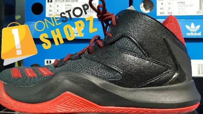 harga Adidas d rose 773 v black red aq7222 basketball shoes sepatu basket Tokopedia.com
