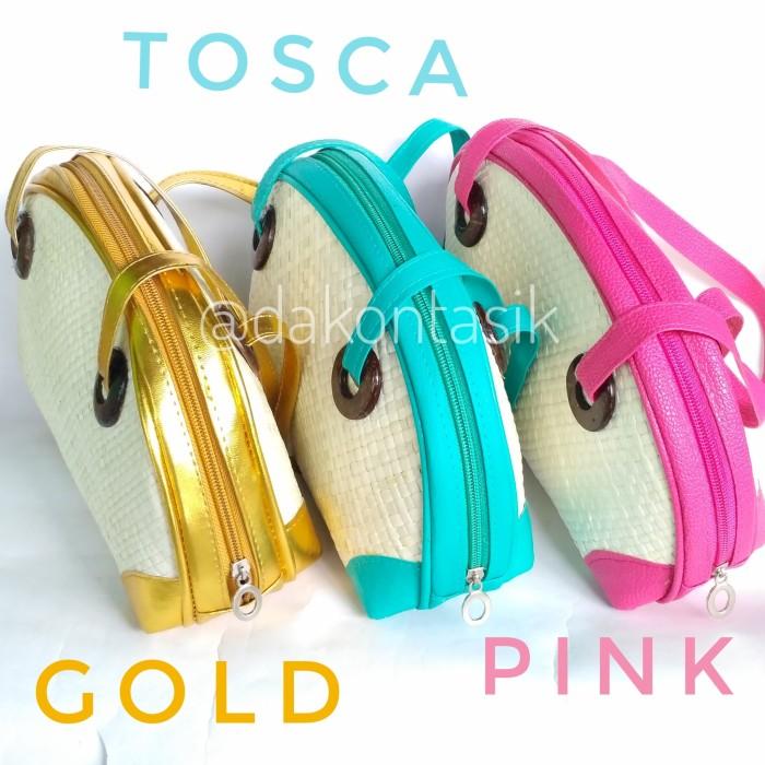 harga Tas mukena batok warna warni bisa decoupage khas tasikmalaya Tokopedia.com