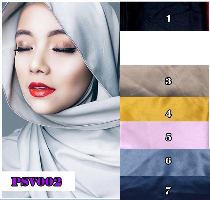 Jual Jilbab Hijab Pashmina Saten Velvet Murah Kota Bandung Hijab Collection Modis Tokopedia