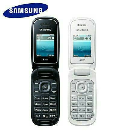 Jual Samsung Caramel Gt E1272 Samsung Lipat Dual Sim Hitam