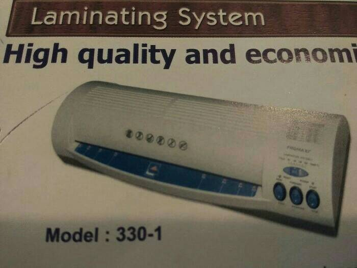 harga Mesin laminating a3301~laminating a3+hot&cold+forward/reverse#garansi Tokopedia.com