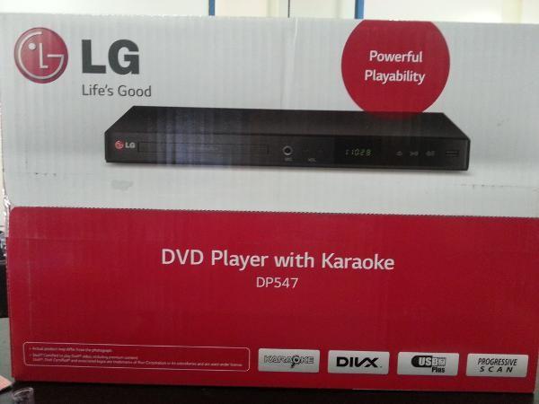 harga Lg dvd player dp547, dp-547 usb, karaoke Tokopedia.com