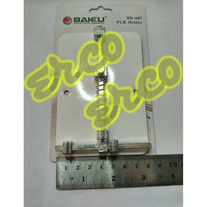 harga Penjepit pcb / pcb holder / ragum baku bk-687 Tokopedia.com