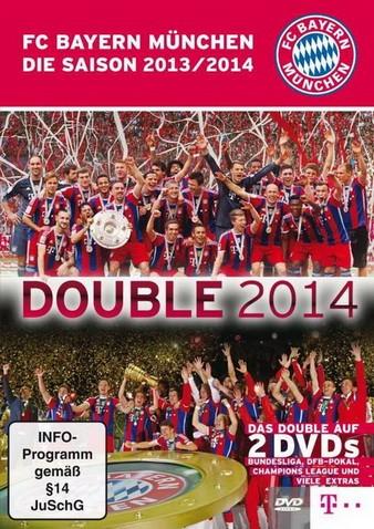 harga Dvd bayern munchen die saison 2013/14 ( 2 disc ) Tokopedia.com