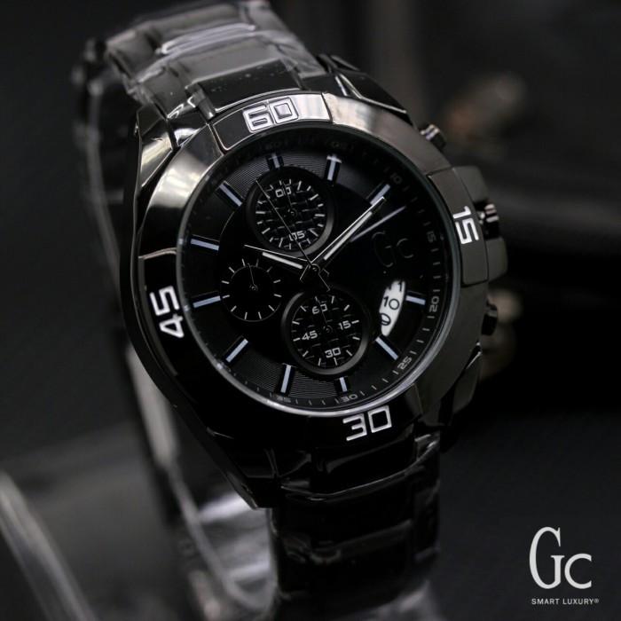 Jam Tangan Pria Guess Chrono aktif Elegan Super Premium