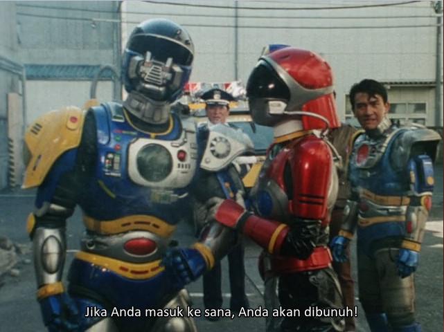 harga Tokkyuu shirei solbrain teks indonesia episode lengkap play dvd Tokopedia.com