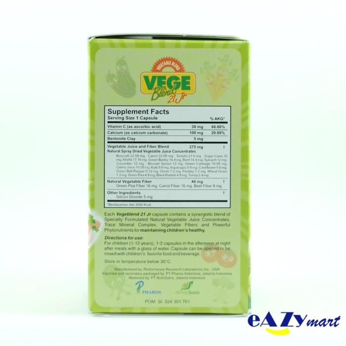 Kids 60 Caps Vegeblend Vitamin Untuk Anak Isi 30. 913 x 913 . Source.