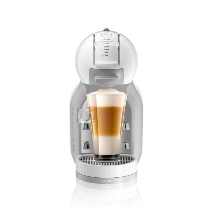 Krups KP1201 Nescafe Dolce Gusto Mini Me Mesin Kopi - Putih