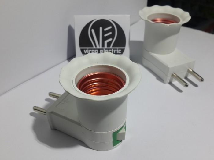 Image result for Saklar Dan Fitting Lampu