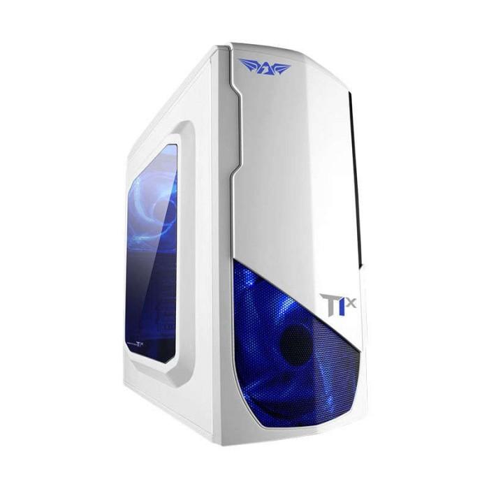 harga Casing Pc / Casing Komputer Armaggeddon T1x Warna Putih Tokopedia.com