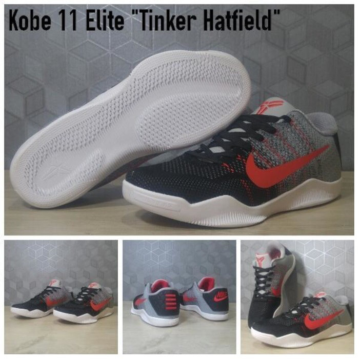 67bd7bc198b2 Jual Sepatu Basket Nike Kobe 11 (XI) Elite Flyknit Tinker Hatfield ...