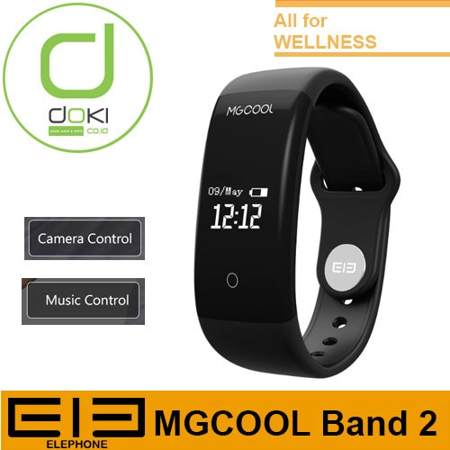 harga Elephone ele mgcool band 2 0.66 oled display Tokopedia.com