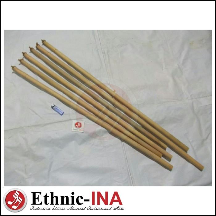 Foto Produk Overtone Bamboo Flute (Suling Panjang s/d 1 meter) dari Ethnic-INA