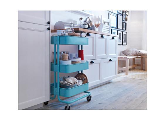 Raskog Ikea Troli Dapur Murah