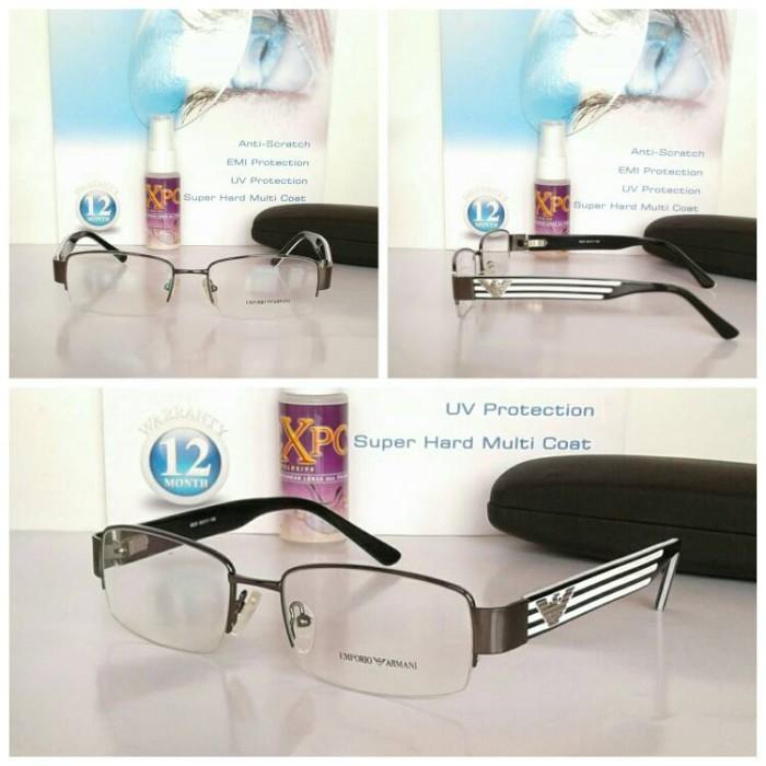 harga Frame kacamata emporio armani Tokopedia.com