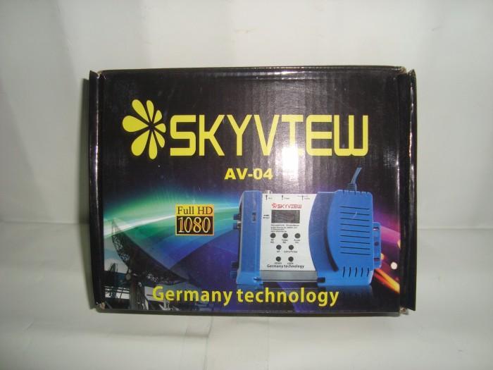 harga Modulator av to rf ( vhf/uhf ) stereo skyview Tokopedia.com