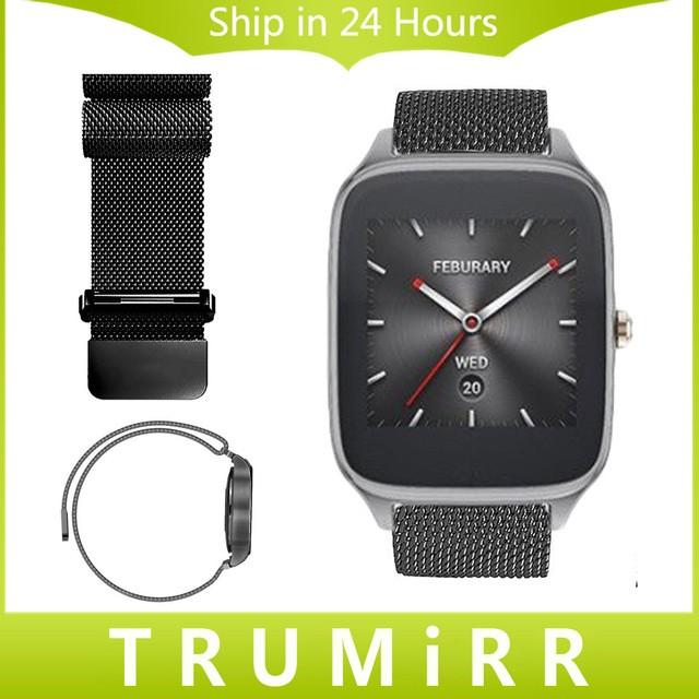 harga Asus Zenwatch 2 / Samsung Gear S3 Frontier/classic 22mm Milanese Strap Tokopedia.com