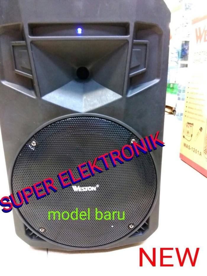 harga Speaker portable wireless pa amplifier weston 12   inch meeting toa Tokopedia.com