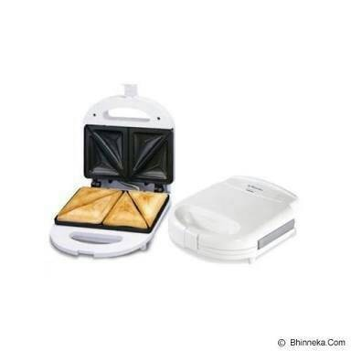 Philips sandwich maker HD2393/pemanggang roti /sandwich toaster