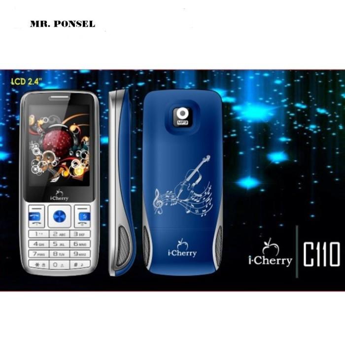 harga Hp i-cherry c110 candybar 2.4  (big speaker) Tokopedia.com