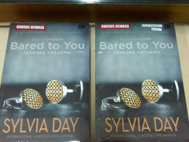 harga Bared to you - sylvia day Tokopedia.com