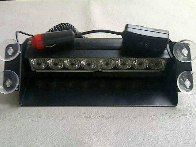harga Lampu strobo dashboard strobe light terang banyak mode federal signal Tokopedia.com