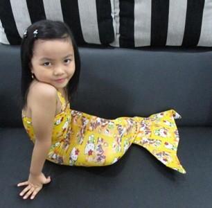 harga Baju kostum renang mermaid/putri duyung motif kitty new*** Tokopedia.com