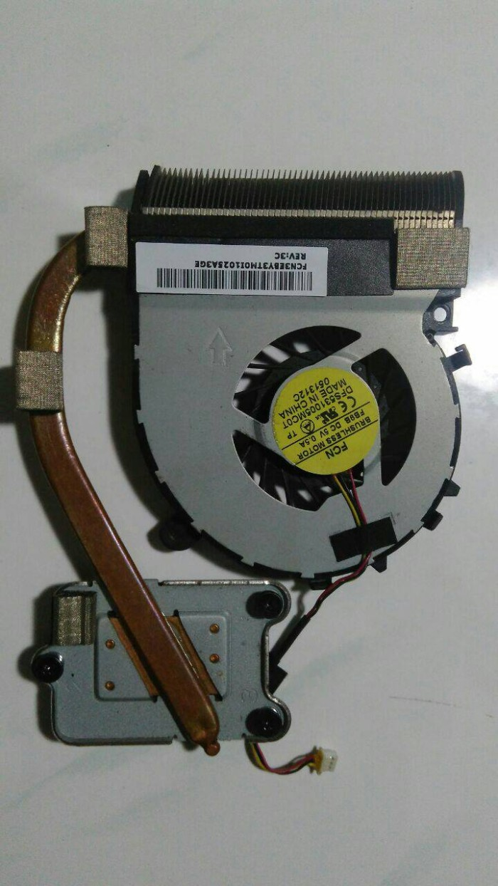 Kipas Pendingin Laptop Kepiting Daftar Harga Terlengkap Indonesia Nc 32 Spider Heatsink Fan Toshiba C800 C800d