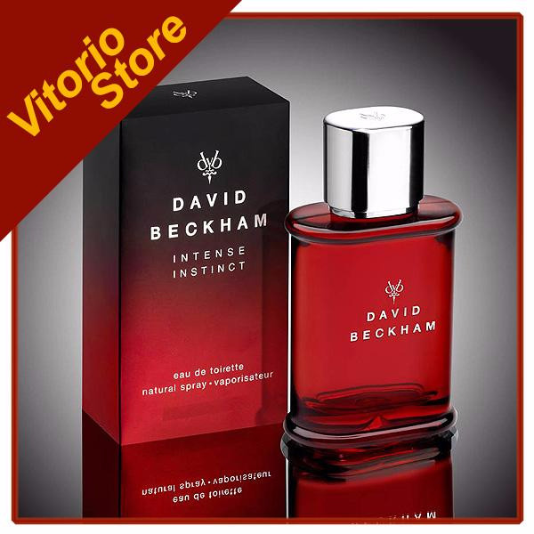 Jual Parfum David Beckham Intense Instinct Original Singapore
