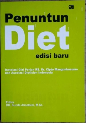 Promo - Penuntun Diet Edisi Baru By Sunita Almatsier