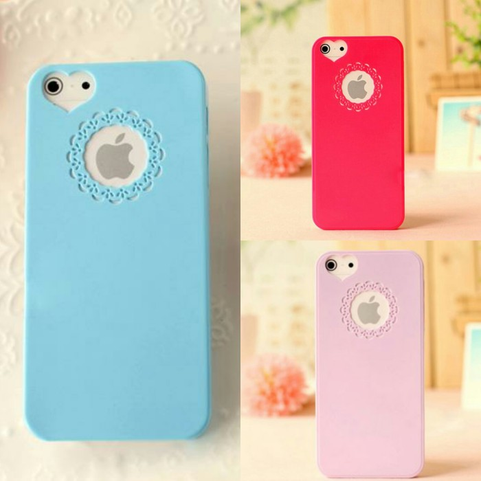 the best attitude 9af70 dc982 Jual Casing Cover HP Iphone 6 6s 6 Plus Cute Candy Loving Case -  PanAple-Shop | Tokopedia