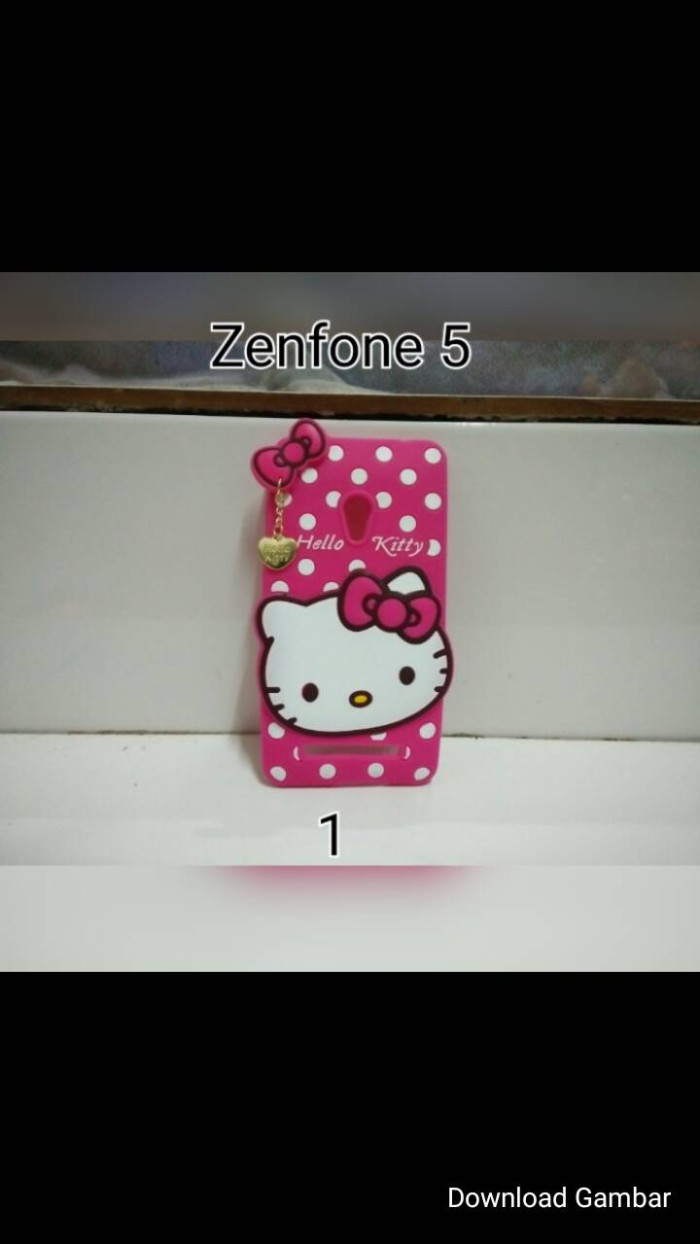 Jual Case Silicon Zenfone 5 Jakarta Barat Osakahana