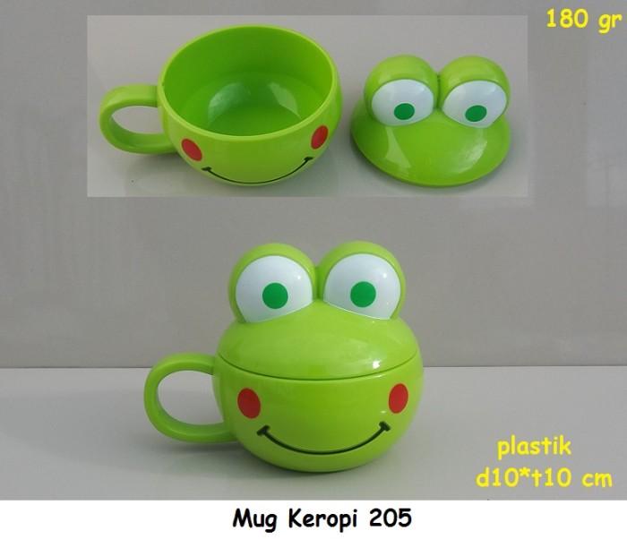 harga Gelas Keroppi / Cangkir Keroppi / Mug Keroppi 205 Tokopedia.com