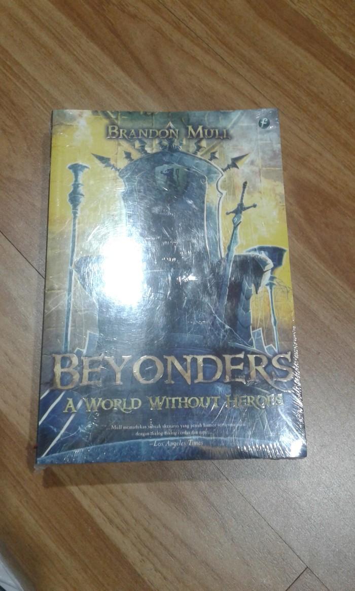 harga Beyonders 1 : a world without heroes Tokopedia.com