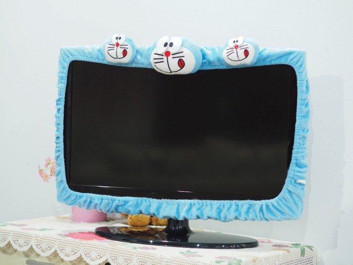 harga Bando tv/monitor/lcd/led 32inch doraemon biru (26-34inch) Tokopedia.com