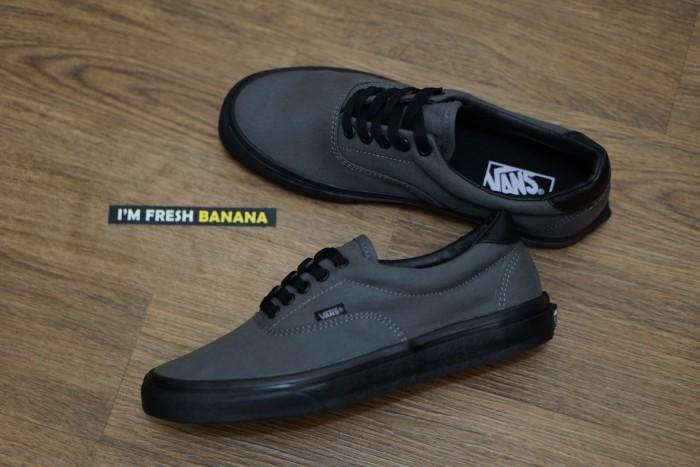 Jual Sepatu Vans Era 59 Dark Grey ( Sol Sole Black ) Abu Hitam DT ... 0a41e0b5b0