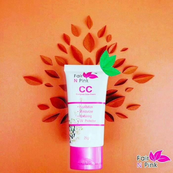 Paket Glutacol 30 gr + Fair n Pink .