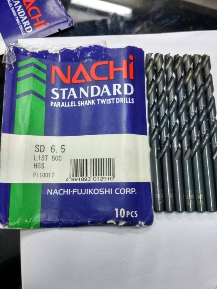 harga Mata bor nachi 6,5 mm / nachi 6,5 mm / mata bor besi nachi 6,5 mm Tokopedia.com