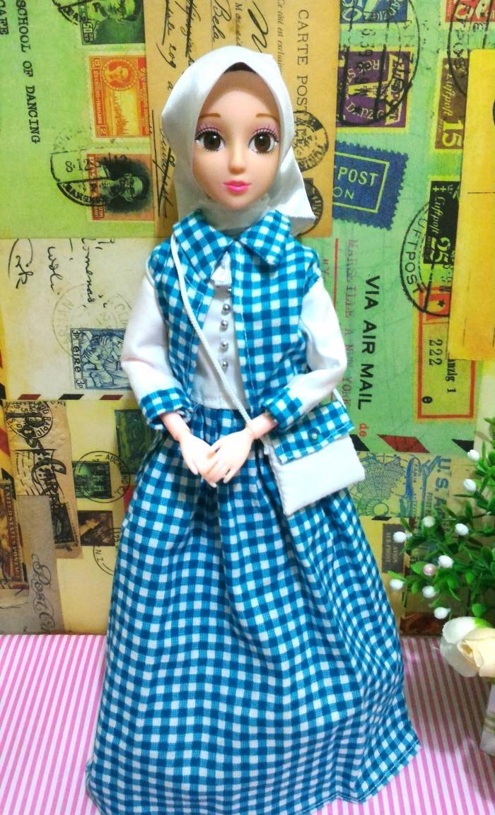 Jual boneka barbie muslim putri muslimah barbie moslem doll - toko ... ac770bb65a