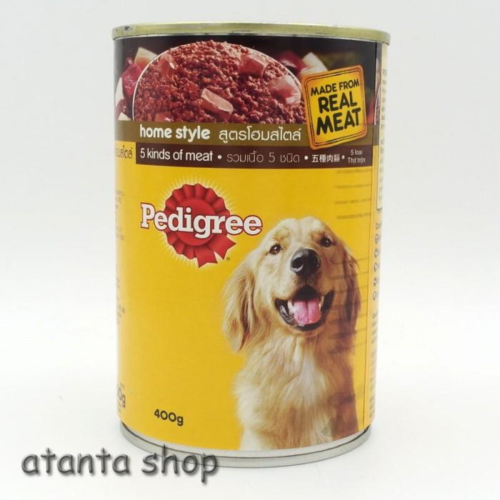 harga Pedigree Kaleng 400gr (kornet Makanan Anjing) Tokopedia.com