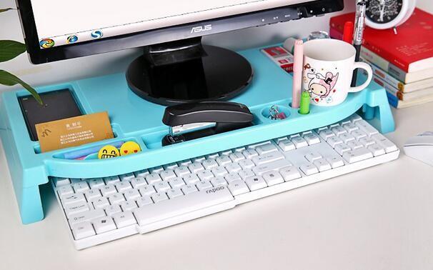 Jual Meja Komputer Laptop Rak Storage Unik Lemari Gambar
