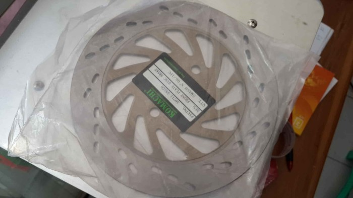 harga Piringan disc depan smash new skywave spin skydrive cakram depan Tokopedia.com